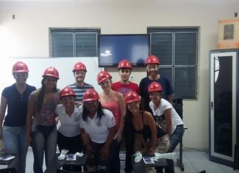 Alunos do Curso de Farmácia visitam a Usina Jatiboca