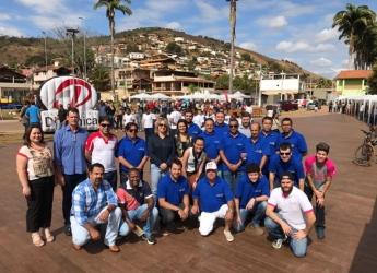 Fadip realiza 1º Dia da Cidadania de Barra Longa em parceria com o Rotary Club