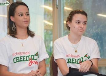 Aluna do Curso de Fisioterapia é eleita para equipe diretiva do CREFITO Jovem