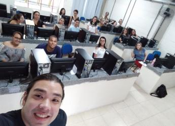 Fisioterapia promove curso de aplicação do Software Iramuteq
