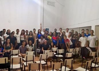 Alunos do Curso de Administração realizam mini-curso no IFMG