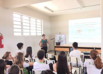 Projeto Redação Dinâmica em parceria com IFMG