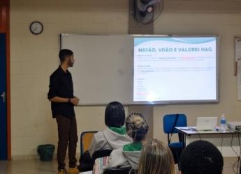 Curso de Fisioterapia promove palestra sobre Humanização