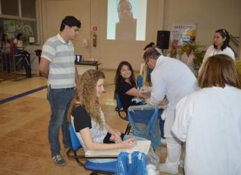 IV Campanha de Doação de Sangue para cadastro de medula óssea