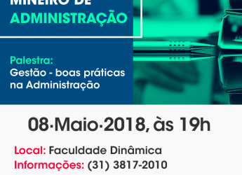 Circuito Mineiro de Administração - Programação