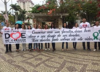 Dia Mundial de doação de órgãos