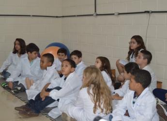 Curso de Fisioterapia promove 1° Dinâmica Kids