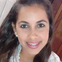 Fabrícia Maria Braz - Graduanda em Enfermagem